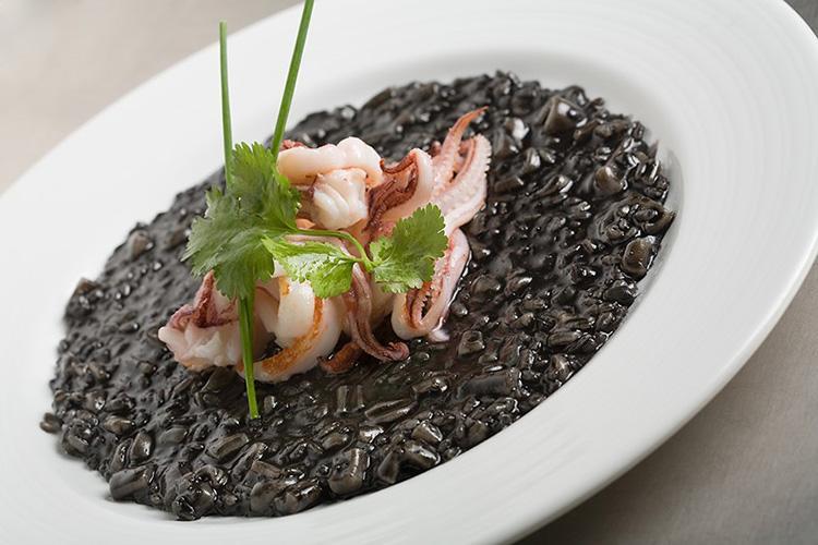 Crni rižot