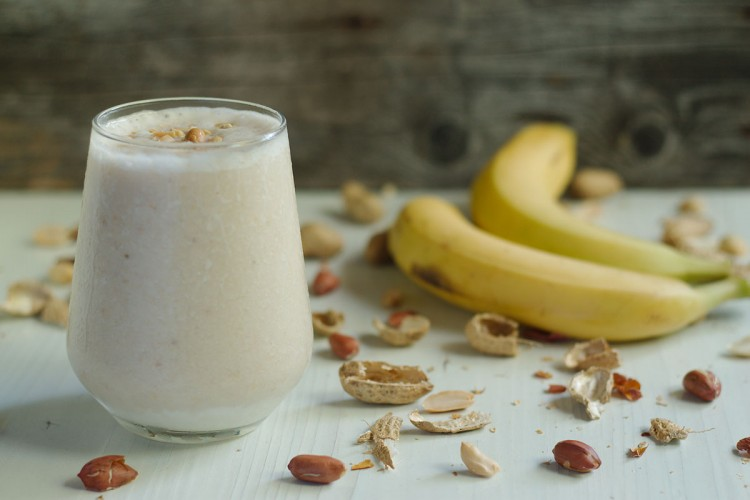 Banana Spice Smoothie