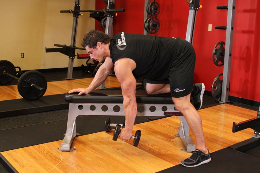 2.Vježbe za leđa