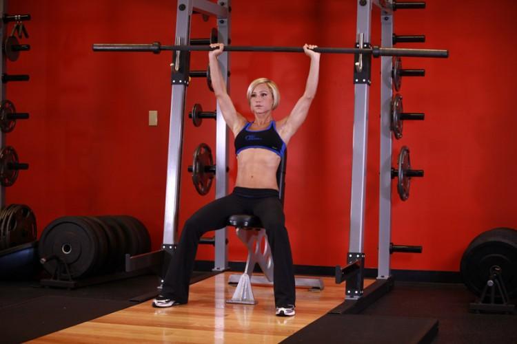 3. Vježbe za ramena