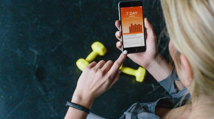 Fitness aplikacije